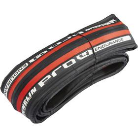 "Michelin Pro4 Endurance V2 Cykeldæk 28"" rød"